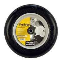 Arnold 00003 Flat Free Ribbed Wheelbarrow Tire