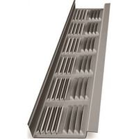 LL Buildsite LSV8 Rectangle Louvered Soffit Vent