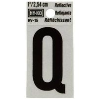 Hy-Ko RV Reflective Weather Resistant House Letter