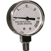 National Presto 85771/82087 Pressure Canner Steam Gauge