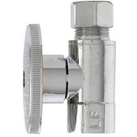 Plumb Pak PP52PCLF 1/4 Turn Straight Shut-Off Valve