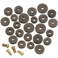 PlumbPak PP20520 Flat Faucet Washer Assortment