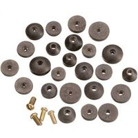 PlumbPak PP20521 Beveled Faucet Washer Assortment