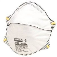 MSA 10102485 Harmful Dust Mask With Odor Filter
