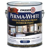 Zinsser 02711 Perma White Interior Paint