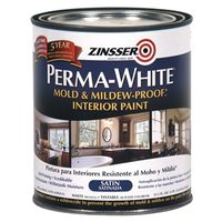 Zinsser 02704 Perma White Interior Paint