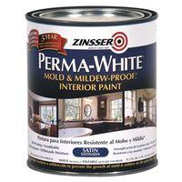 Zinsser 02704 Perma White Interior Paint