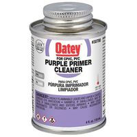 Oatey 30780 PVC/CPVC Primer/Cleaner
