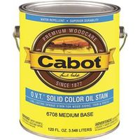 Cabot 6700 Oil Based Solid Color Stain