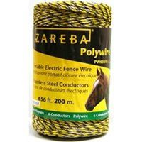 Fi-Shock PW656Y6-Z 6-Strand Fence Wire
