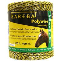 Fi-Shock PW1320Y9-FS 9-Strand Fence Wire