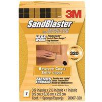 SandBlaster 20907-320 Sleeved Sanding Sponge