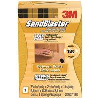 SandBlaster 20907-180 Sleeved Sanding Sponge