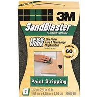 SandBlaster 20909-60 Sleeved Sanding Sponge