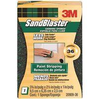 SandBlaster 20909-36 Sleeved Sanding Sponge