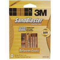 SandBlaster 20916-320 Sleeved Sanding Sponge