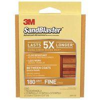 SandBlaster 20916-180 Sleeved Sanding Sponge