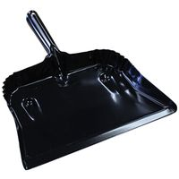 Fulton 182B-20PK Open Dust Pan 12-3/4 in W x 7-1/2 in H