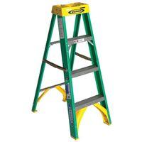Werner 5904 Single Sided Step Ladder