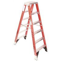 Werner T7406 Multi-Use Twin Step Ladder