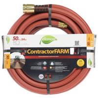 Colorite/Swan ELCF34050 Contractor Farm Garden Hoses