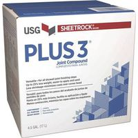 US Gypsum 380285064 USG Sheetrock Plus 3 Joint Compound