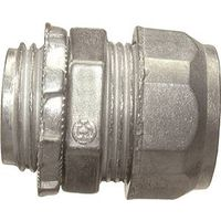 Halex 90212 Concrete Tight Rain Tight Compression Connector