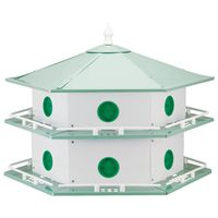 Purple Martin AH-12D Deluxe Bird House