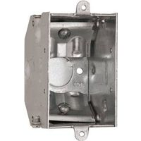 Raco 473 Gangable Switch Box