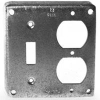 Raco 906C Surface Mount Exposed Work Cover