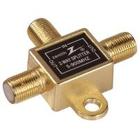 Zenith VS1001SP2W 2-Way Coaxial Splitter