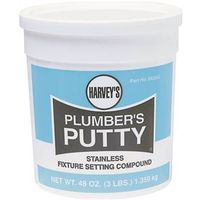 Harvey's 043050 Plumbers Putty