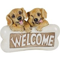 Boston Harbor PTA042B-R1A-AA-1 Solar Light Welcome Sign
