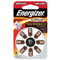 Energizer AZ312DP-8 Battery