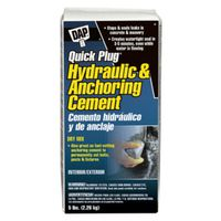 Quick Plug 14086 Hydraulic and Anchoring Cement