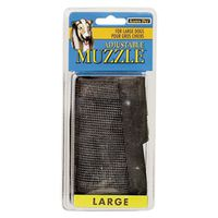 Aspen Pet 27252 Adjustable Pet Muzzle