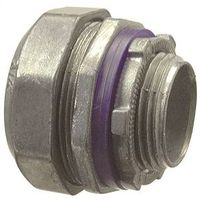 Halex 16212B Multi-Piece Liquid Tight Conduit Connector