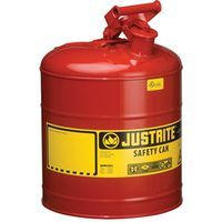 Justrite 7150100 Type I Safety Can