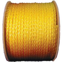 Wellington 10810/27-303 Hollow Braided Mono-Filament Rope