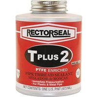 Rectorseal 23431 T-Plus 2 Pipe Thread Sealant