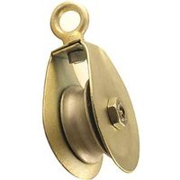 Fehr Bros SM-2 Swivel Eye Pulley