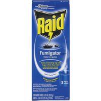 Raid 74249 Fumigator Fogger
