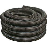 Hancor 04510100 Regular Solid Single Wall Pipe 100 ft
