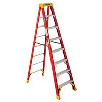 Werner 6208 Single Sided Step Ladder