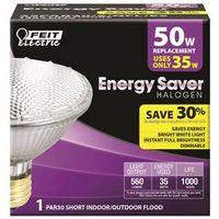 Feit 35PAR30/S/QFL/ES Dimmable Halogen Lamp