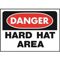 Hy-Ko 507 Safety Sign
