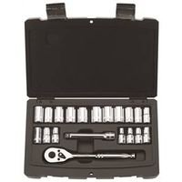Stanley 92-802 Socket Wrench Set