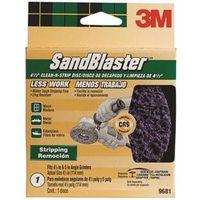 3M 9681 Sandblaster Pro Sanding Discs