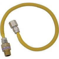 Brass Craft CSSL54-30 Gas Appliance Connectors
