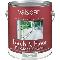 Valspar 1000 Porch and Floor Oil Enamel Paint